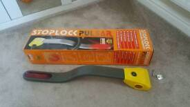 Steering Wheel Lock - Stoplock Pulsar