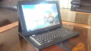 "Touch Screen Samsung Tablet 7 With Pen Cover & Keyboard 11.6"" Screen Intel Core i5 Cam 128gb SSD WiFi 4gb HDMi $199 Only"