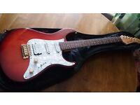 Yamaha Pacifica 312 Stunning guitar VGC