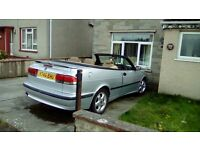Sabb convertible 2lit turbo automatic