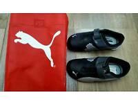 Puma shoes, new, children size 9