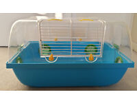 Hamster Cage + Accessories £25 ONO