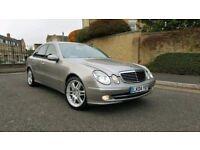2004 Mercedes-Benz E240 Avantgarde, Automatic, Petrol, 80k, FSH
