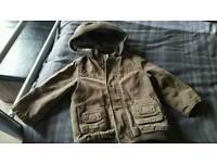 12-18 month coat