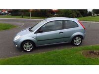 FORD FIESTA LAME 2005,Only 58,000miles,Electric Windows,Central Locking,Air Con,Clean Condition