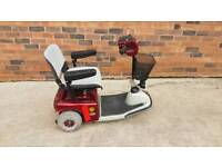 SHOPRIDER FOLDING MOBILITY SCOOTER