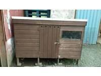 Large dog box