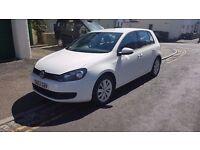 VW Golf - 2012 (62) - 2.0 GT Match Tech Bluemotion - Candy White - 5 Door