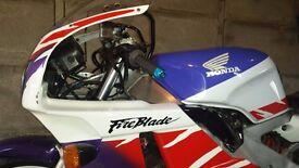 Honda Baby Blade NC29