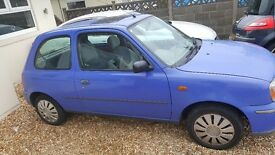 very good car.cheap insurance.2 owners. 70000 miles.New tires mot 8 july. Price 280£