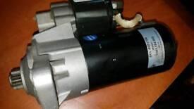 Diesel starter motor for vw 1.9 dti