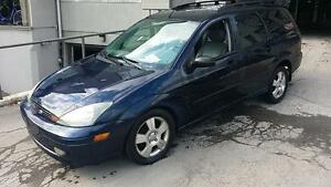 2004 Ford Focus ZTW