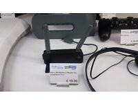 Xbox 360 Wireless Adaptor & Installation Disc