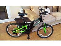 """Boys Bike wheel size 20"""" with 6 speed gears"""