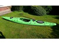 Wilderness Systems Tsunami 145 touring kayak