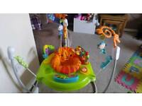 Jumperoo baby bouncer Fisher Price