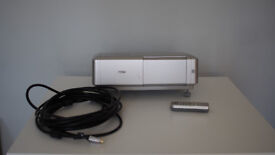 Projector HD ready 720p with spare lamp and 6m hdmi cable (Sanyo PLV-Z5 LCD)