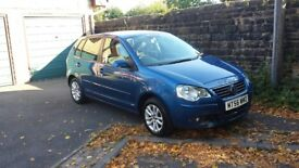 VW POLO 1.2S OLYMPIC BLUE CHEAPEST ON ONLINE!!!!
