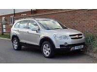 Chevrolet Captiva 2.0 (Diesel) CDTI LT 4X4 - (2009/09) + P/Plate (Y7 OKE) + FSH + Met Silver +