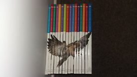 The Complete DK Illustrated Family Encyclopedia Set (16 Volumes)