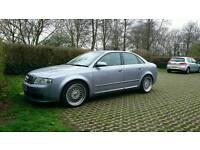 Audi a4 2.5tdi diesel not audi a3 or a6
