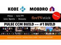 *BRAND NEW* Amazon Fire Stick (1st Gen) with Kodi 17.1 & Mobdro ✔ Sports ✔ Movies ✔ TV ✔