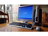 Compaq computer with brand new Laptec Wireless keyboard and Mouse