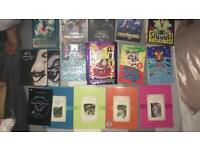 Variety of kid and tween books approx 15