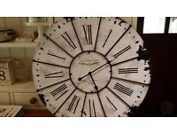 Beautiful Large Clock 60 cm diameter