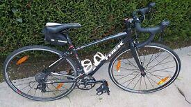 Ladies Trek lexa s Road Bike 47cm as New