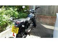 Zontes Tiger 50cc Motorbike