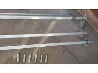 Heavy Duty Roof bars for Ford Transit Van (2001 -2010)