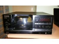 PIONEER PD-F905 101-DISC CAROUSEL COMPACT DISC CHANGER PLAYER, LONDON SE8, £30