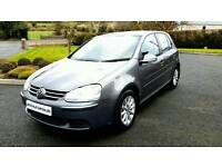 2007 VOLKSWAGEN GOLF 1.9 TDI MATCH...FINANCE THIS CAR FROM £17 PER WEEK...FSH...MINT CONDITION...