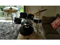 Pearl Pro Drum Kit