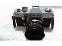 Practica MTL-3 SLR camera.