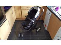 Mothercare Xpedior 3-Wheel Pushchair