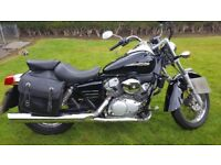 Very reliable 2007 Honda Shadow 125cc