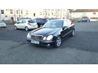Mercedes e320 cdi very good condition perfct working full year mot