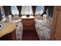 2002 Bailey Ranger Touring Caravan For Sale