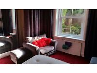 Double room to rent in superb large garden flat in quiet area in Bournemouth