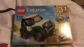 2 boxes of brand new Lego NEVER OPENED