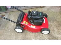 Mountfield petrol 454 lawnmower
