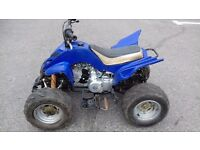 quad bike 110cc Kazuma Falcon automatic , suit 6-12 years
