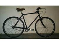 Vintage single speed bike