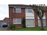 Modern 1 Bed Flat and Garage, Double Glazing, Quiet Area yet Close to Oswestry Town Centre