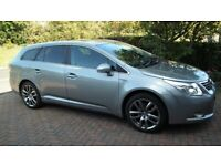 2009 Toyota Avensis Estate 2.0 Valvematic Manual Petrol , 152bhp , 79900miles Full Service History
