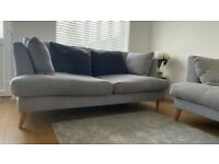 Zeus 3 seater sofa