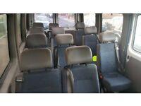 minibus Renault Master 2.5 D LH35 Bus (LWB6/7/8/9/10/11/12/13, 14 Seat)