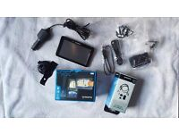 Garmin Nuvi 2515LM Sat Nav( Extra wires, adapaters ,life time maps and speed traps)